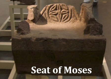 seat of moses